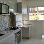 Apto. Jéssica Paraguassú - Cozinha Moderna e Funcional