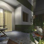 3D Jardim do Apto. Garden