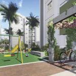 3D Playground/Bicicletário