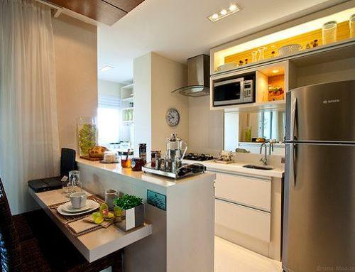 Escolha a bancada ideal para sua cozinha