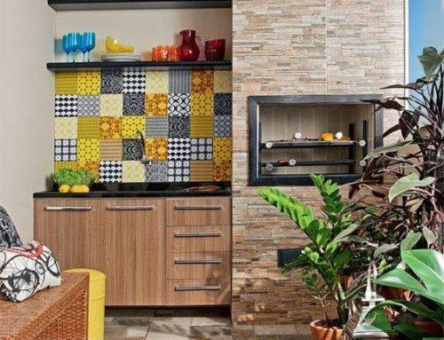 Saiba como decorar o ambiente da churrasqueira